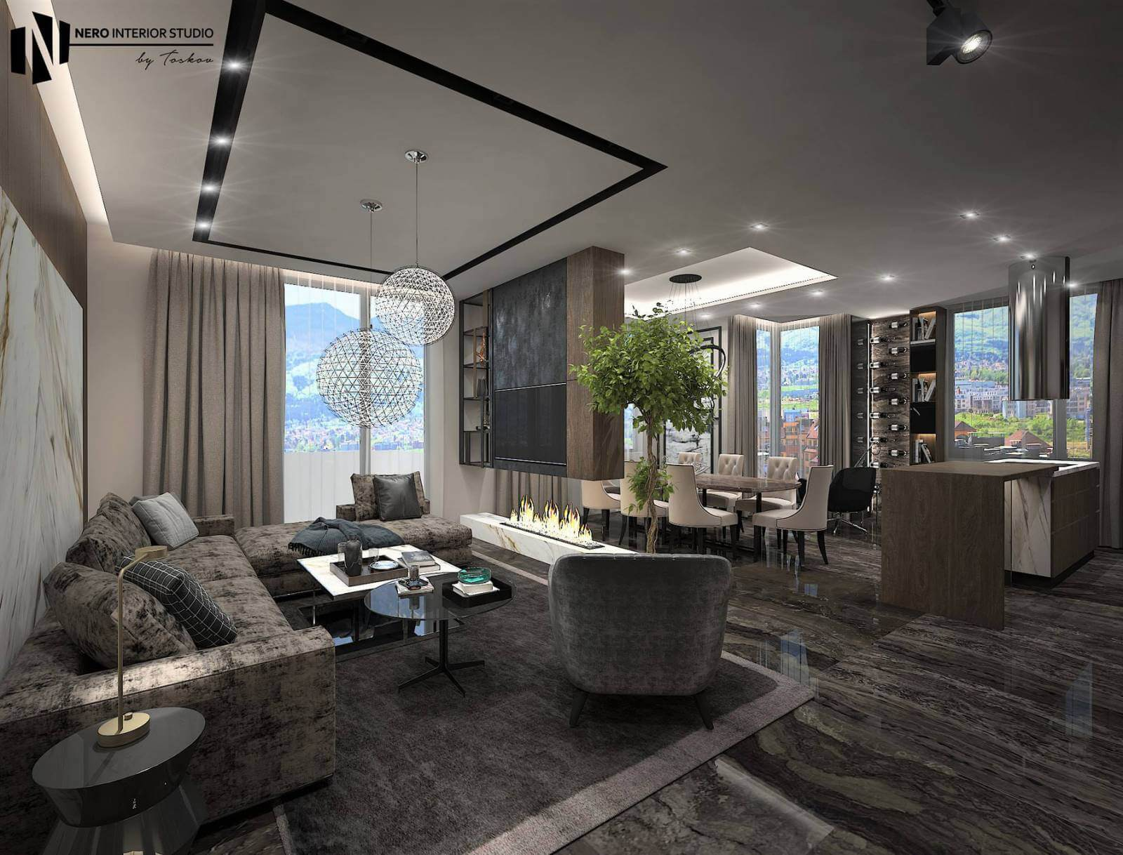 умен дом smart home